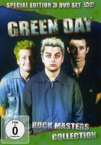 Cover Green Day - Rock Masters Collection [DVD]